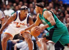 NBA: New York 100, Boston 88