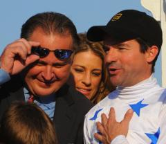 N.Y. bans top trainer Dutrow from racing