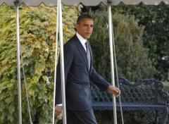 Obama keeping tabs on Gaza