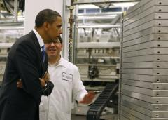 Did White House pressure OMB over Solyndra loan?