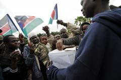 U.N. panel visits Sudan polling centers