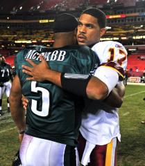 NFL: Philadelphia 27, Washington 17