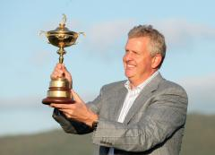 Montgomerie picked for golf Hall of Fame