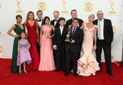 'Modern Family,' 'Breaking Bad' win big at SAG Awards