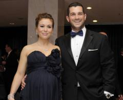 Alyssa Milano, husband David Bugliari welcome baby girl