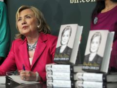 Gallup: Public perception of Hillary Clinton has slipped since February