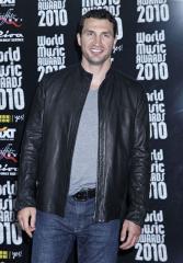 Actress Hayden Panettiere and boxer Wladimir Klitschko engaged
