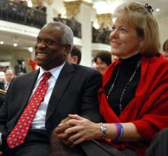 Apology sought from Anita Hill