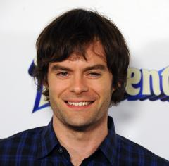 Hader: Megan Mullally gave me a career