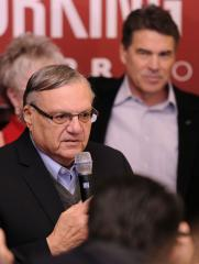 Black leaders call for Arpaio to resign