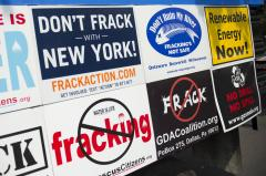 Texas city mulls fracking ban