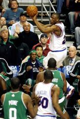 NBA: Boston 100, Philadelphia 98