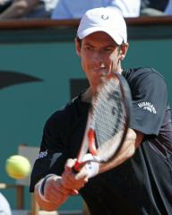 Murray has Britain's tennis hopes with him