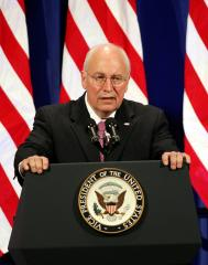 Armey: Cheney misled me on Iraq