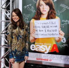 Emma Stone lands 'Spider-Man' role