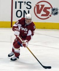Kaberle takes top NHL weekly honor