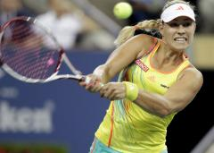 Kerber's ranking unchanged; she earns WTA Championships invite