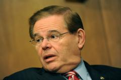 Sen. Menendez: No more relief for Iran