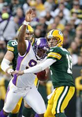 NFL: Green Bay 34, Detroit 12
