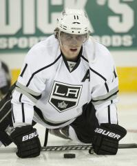 LA Kings beat Winnipeg