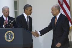 Obama taps ex-Pentagon lawyer Jeh Johnson as homeland security chief