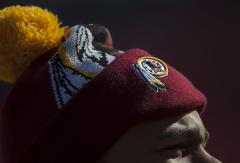 U.S. lawmakers write letter to NFL urging change of Washington Redskins name