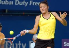 Safina rises to No. 1 in women's tennis