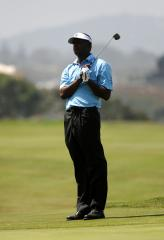 Singh notches 32nd PGA win
