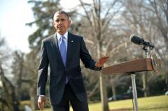 President Obama's schedule for Friday, March 21