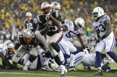 Blount lands in New England