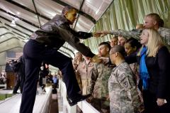 Obama to troops: 'You will succeed'