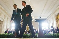Obama suggests Scotland reject independence, stay with U.K.