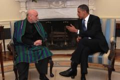 Obama regrets Afghan civilian losses