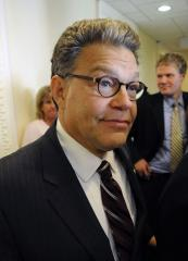 GOP put off by Franken's silence