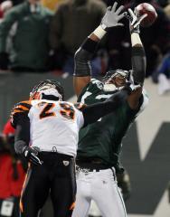 NFL: New York Jets 37, Cincinnati 0