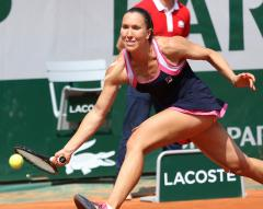 Jankovic wins twice at WTA tournament in Germany