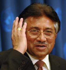 Musharraf arrested again hours after being granted bail