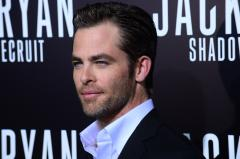 Chris Pine is the new face for an Armani fragrance