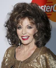 Joan Collins to appear on 'Engagement'