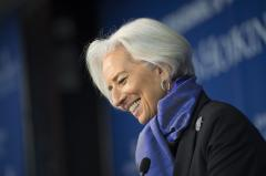 IMF Chief Christine Lagarde says Ukraine crisis can derail global economic recovery