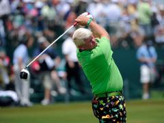 Golfer John Daly smokes 40 cigarettes and drinks 10-12 Diet Cokes per day