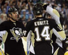 NHL: Pittsburgh 6, New Jersey 1