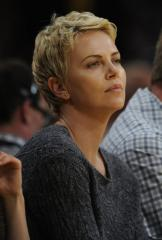 Charlize Theron recovering from neck surgery