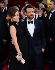 Olivia Wilde returns to the red carpet 12 days after giving birth