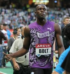 Bolt to sit out rest of track season