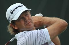Goosen shares South African Open lead