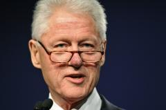 Moon rock turns up among Clinton papers