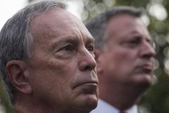 Ex-New York mayor returns to his old job