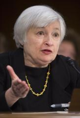 Senate committee approves Yellen's nomination as Fed chairwoman