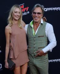 Mickey Rourke vital to 'Sin City: A Dame to Kill For,' says Frank Miller
